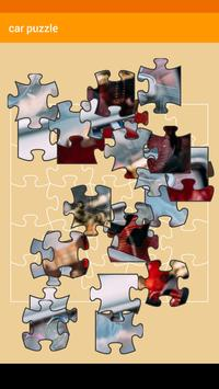 Car Jigsaw Puzzle poster