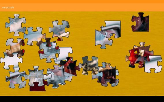 Car Jigsaw Puzzle screenshot 5