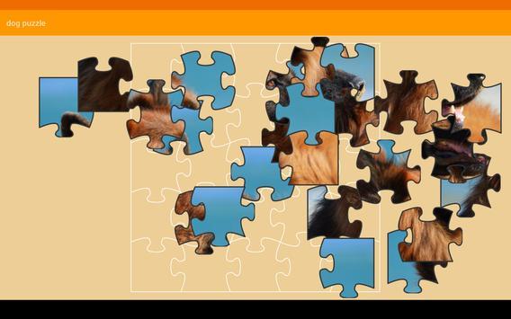 Dog Jigsaw Puzzle screenshot 4