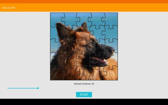 Dog Jigsaw Puzzle screenshot 5