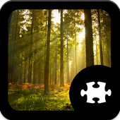 Forest Jigsaw Puzzle icon