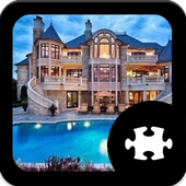 House Jigsaw Puzzle icon