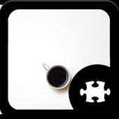 Minimal Jigsaw Puzzle icon