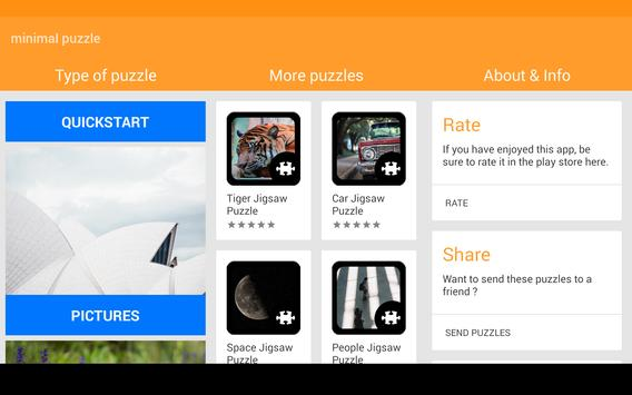 Minimal Jigsaw Puzzle screenshot 8