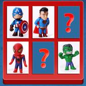 Puzzle Marvel Memory Toys icon