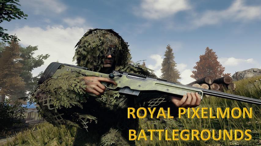 Pixelmon Battlegrounds Maze for Android - APK Download