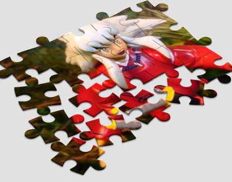 Jigsaw Puzzle for Inuyasha Toys poster