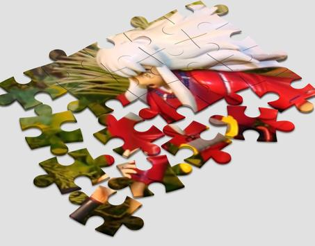 Jigsaw Puzzle for Inuyasha Toys screenshot 2