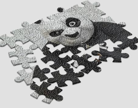 Jigsaw Puzzle for Kung Fu Panda apk screenshot