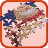 Jigsaw Puzzle for Captain Underpants icon