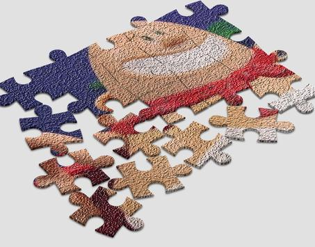 Jigsaw Puzzle for Captain Underpants poster