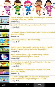 Cartoon Music Videos screenshot 3
