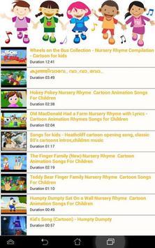 Cartoon Music Videos screenshot 1