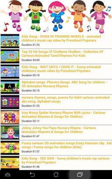 Cartoon Music Videos screenshot 2
