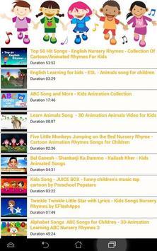 Cartoon Music Videos screenshot 4