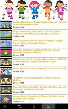 Cartoon Music Videos screenshot 5
