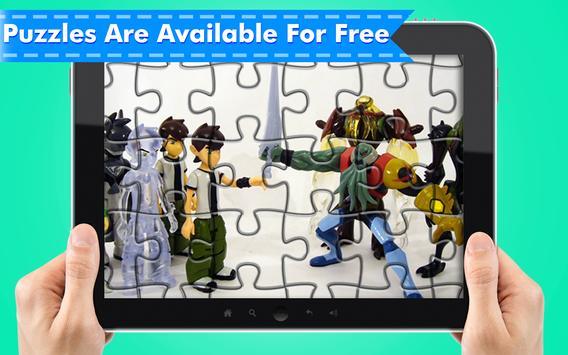 Ben Toys Jigsaw Puzzle screenshot 4
