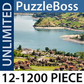 PuzzleBoss Unlimited Jigsaws icon