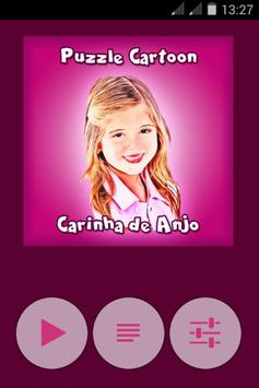 Puzzle Carinha de Anjo poster