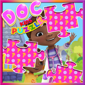 Puzzle Dockids For Kids icon