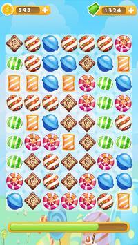 Candy Sweet Mania screenshot 1