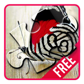 Butterfly Puzzle Game icon