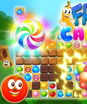 FRUIT CANDY BLAST poster