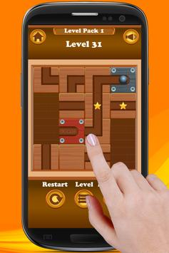 Unblock Route : slide puzzle Game screenshot 1