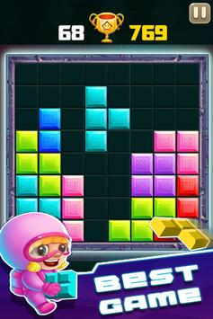 Classic Block Puzzle 2018 screenshot 2