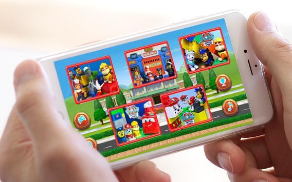 Jigsaw Puppy Patrol Lego screenshot 1