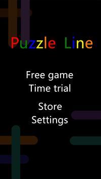 Puzzle Line poster