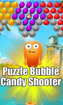 Puzzle Suga Bubble Splash BOB poster