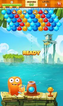 Puzzle Suga Bubble Splash BOB screenshot 2