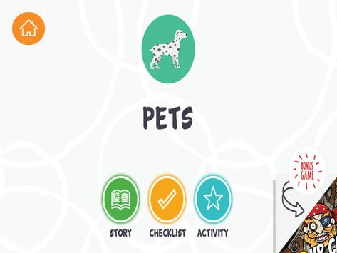 Puzzle Piece - Pets screenshot 1