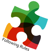 Puzzle Piece - Following Rules icon