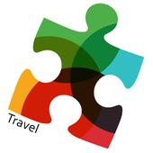 Puzzle Piece - Travel icon