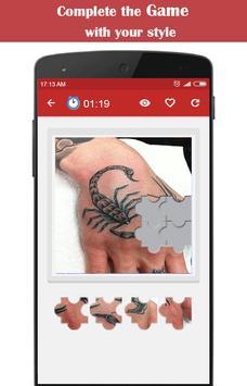 Small Tatto Ideas 2018 screenshot 1