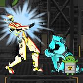 Robot Fighting Battle Machines icon