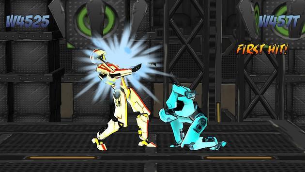 Robot Fighting Battle Machines apk screenshot