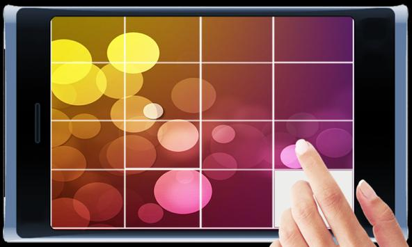 Puzzles for Kids Abstraction apk screenshot