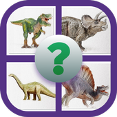 Nombres de dinosaurios icon