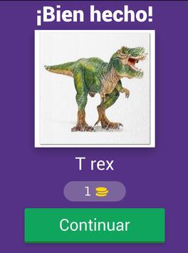 Nombres de dinosaurios screenshot 15
