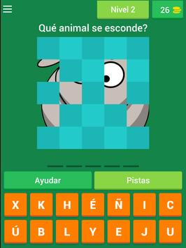 Aprende los animales apk screenshot