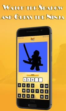Ninja Guessing Games poster