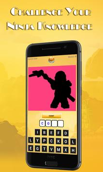Ninja Guessing Games apk screenshot