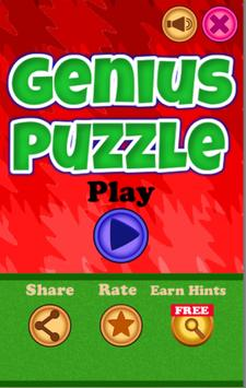 Genius Puzzle screenshot 1