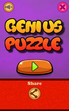 Genius Puzzle screenshot 1