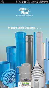 PVC Pipes Catalogue poster