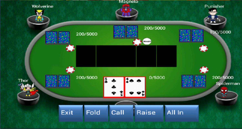 The description of Texas HoldEm Poker Deluxe TR