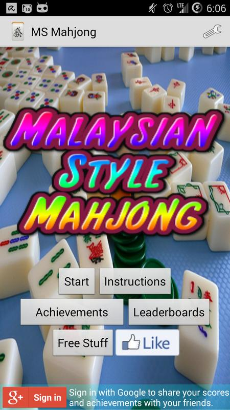 Malaysian Style Mahjong Apk Download Free Board Game For Android